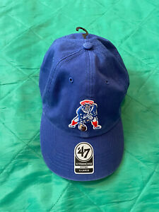 NWT New England Patriots Fitted Hat XL