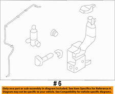 FORD OEM Wiper Washer-Windshield Fluid-Reservoir Tank BT4Z17618A