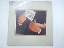 MEHDI HASSAN IN CONCERT VOL 2 1977 RARE LP RECORD vinyl india hindi GHAZAL EX