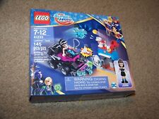 NEW Lego DC Super Hero Girls Lashina Tank ~ 41233 145 pc ~ Ages 7-12
