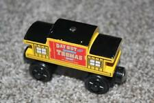 Thomas the Train & Friends Wooden Day Out with Thomas Caboose Yellow 2007 Toy