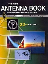 ARRL Antenna Book for Radio Communications 22nd Edition + CD-ROM
