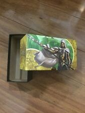 Magic The Gathering Theros EMPTY Fat Pack Storage Box Only