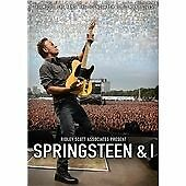 Bruce Springsteen - Springsteen & I [Documentary] [Video] (+DVD, 2013) NEW DVD