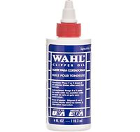 WAHL CLIPPER OIL - (4oz bottle) - Trimmer Blade 118ml Lube Dispenser pb PawMits