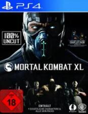 Playstation 4 Mortal Kombat XL Sehr guter Zustand