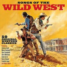 SONGS FROM THE WILD WEST (Various Artists) 2CD