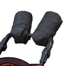 Out n About Fleece Lined Winter Pushchair / Pram / Stroller Handmuff Gloves