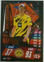 2020/21 Match Attax UEFA Champions League - Erling Haaland Bronze Limited LE9B