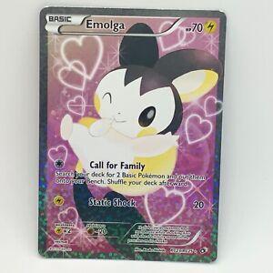 Emolga RC23/RC25 - BW Legendary Treasures - Pokemon Card - NM