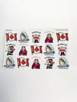 Victoria Day Stickers Happy Queen Victoria Stickers Canadian Flag Planner Crafts