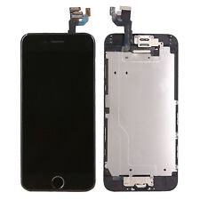 LCD Screen Touch Replacement with Camera Home Button For iPhone 6 6s 6s Plus