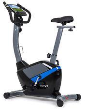 Heimtrainer Fitnessbike Trimmrad Ergometer Fahrrad Computer belastbar bis 120 kg