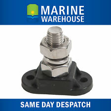 Power Single Stud 10mm - Insulated Terminal Post Stainless Steel Marine 705537