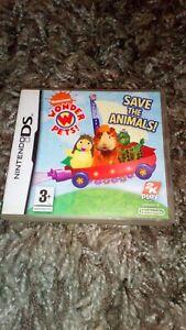 Nickelodeon Wonder Pets! Save The Animals! Nintendo DS Lite DSi 3DS 2DS XL Game
