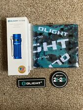 Olight S1R Baton II Blue Limited Edition Compact EDC Torch