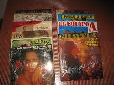 """VINILO LOTE DE 42 DISCOS LP 12"""" DE VARIOS ARTISTAS EN ESPAÑOL (VER FOTOS) 1"""