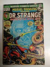 Marvel Premiere #10  Dr Strange 1973 First full appearance of Shama-Gorath(Fair)