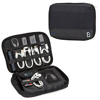 Travel Cable Organizer Electronic Accessories Bag Tech Gadget Storage Pouch NEW