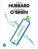 Economics, Hardcover by Hubbard, R. Glenn; O'Brien, Anthony Patrick, Brand Ne...