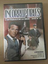 LES INCORRUPTIBLES .... DVD N°17 ..... ROBERT STACK