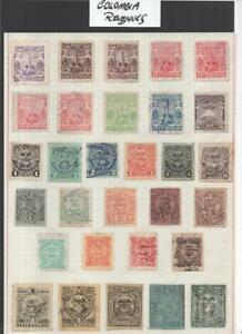 COLOMBIA REVENUES COLLECTION ON 4 PAGES