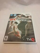 Ufc Personal Trainer: The Ultimate Fitness System (Nintendo Wii, 2011)