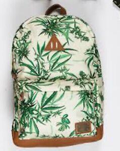 Grand Scheme Maui Wowie Backpack - Cream/White - RRP$80