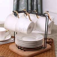 Coffee Mug 6 Cup Tree Stand Cup ing Rack Holder Kitchen Tidy