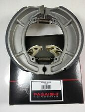pagaishi Zapatas de freno trasero MBK XN 125 Doodo 5mf2 2001C/W muelles