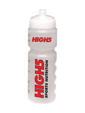 High5 Energy Drink - Road / MTB Bike Water Bottle 750ml - Clear