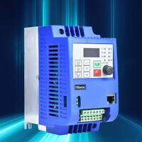 AC220V Variable Frequency Drive VFD Speed Controller for Single-Phase to 3-Phase