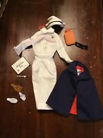 VINTAGE COMPLETE REGISTERED NURSE #991 BARBIE OUTFIT excellent