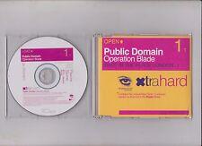 Public Domain operazione Blade (2000) [Maxi-CD]
