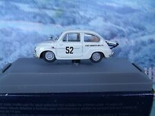 1/43 Progettok  (Italy) Fiat abarth 850 TC Nurburgring 1961