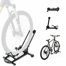 BIKEHAND Mountain Bike or Road Bicycle Floor Parking Rack Storage Stand