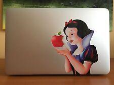 "Color Apple Snow white macbook air 11"" 13"" pro apple sticker vinyl decal"