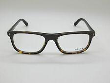 NEW Authentic PRADA VPR 03R TFL-1O1 Grey/Dark Tortoise Eyeglasses 55mm
