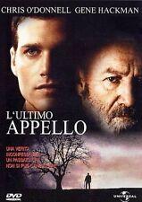 L'Ultimo Appello (1996) DVD