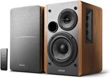 Edifier R1280T Powered Bookshelf Speakers 2.0 Monitor Speaker Dual RCA 42WRMS AU