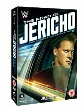 WWE The Road Is Jericho - Epic Stories And Rare Matches From Y2J [3x DVD] *NEU*