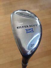 Tommy Armour Silver Scot 21* Hybrid Pro Launch Blue Stiff shaft LH+HC 39.75""