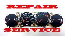 PORSCHE 928 Speedometer Iinstrument Cluster Repair