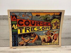 Collection merveilleuse n°11. La course au trésor. Février 1940 .
