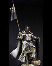 Pegaso Models 1:9 200mm Templar Standard Bearer Resin Figure Kit #AS-002
