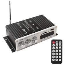 High-grade 100W USB Mini Car Power Stereo Amplifier DVD MMC CD FM MP3 Player