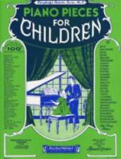 Everybody's Favorite Ser.: Piano Pieces for Children No. 3 (1992, Paperback)