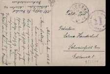 (3334)   1.WK Fliegerersdatzabtlg Rekrutendepot II v. Werkmeisterkurs n. Sc