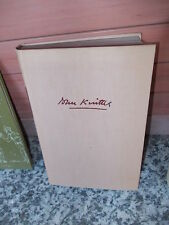 Arietta, ein Roman von John Knittel, aus dem Orell Füssli Verlag