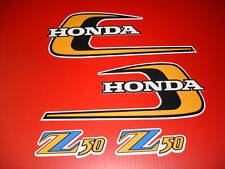 1974 Honda Z50 K6 Gas Tank and Side Panel decals